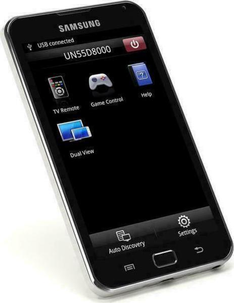 Samsung Galaxy S WiFi 5.0 YP-G70 8GB Odtwarzacz MP3
