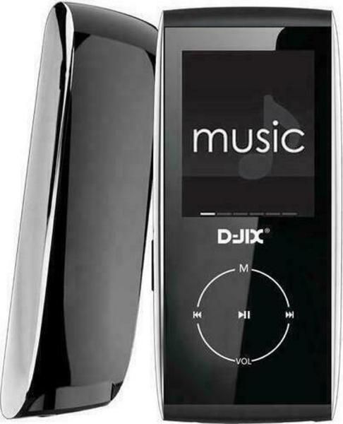D-Jix M330 4GB Odtwarzacz MP3