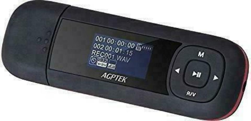 AGPtek U3 8GB Odtwarzacz MP3