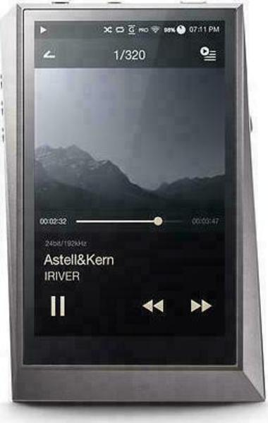 Astell&Kern AK320 128GB Odtwarzacz MP3