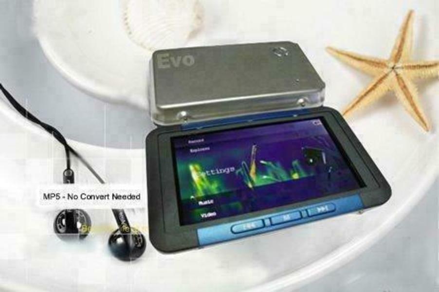 EvoDigitals Direct Play 16GB Odtwarzacz MP3