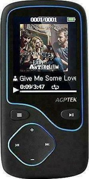 AGPtek C05 8GB Odtwarzacz MP3