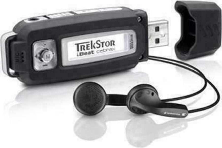Trekstor i.Beat Cebrax 4GB Odtwarzacz MP3