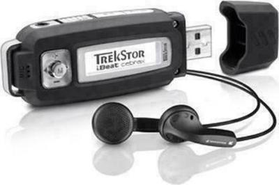Trekstor i.Beat Cebrax 4GB Odtwarzacz MP3