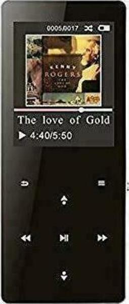AGPtek B05 8GB Odtwarzacz MP3