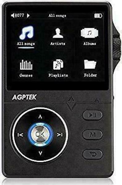 AGPtek H01 8GB Odtwarzacz MP3