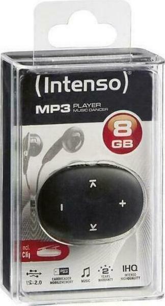 Intenso Music Dancer 8GB Odtwarzacz MP3