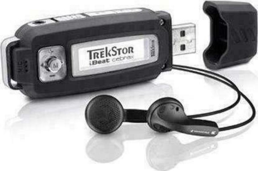 Trekstor i.Beat Cebrax 2.0 4GB Odtwarzacz MP3