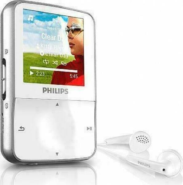 Philips GoGear ViBE SA1VBE04 4GB Odtwarzacz MP3