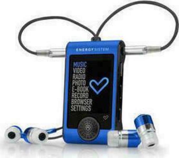 Energy Sistem 3040 DUO 16GB Odtwarzacz MP3