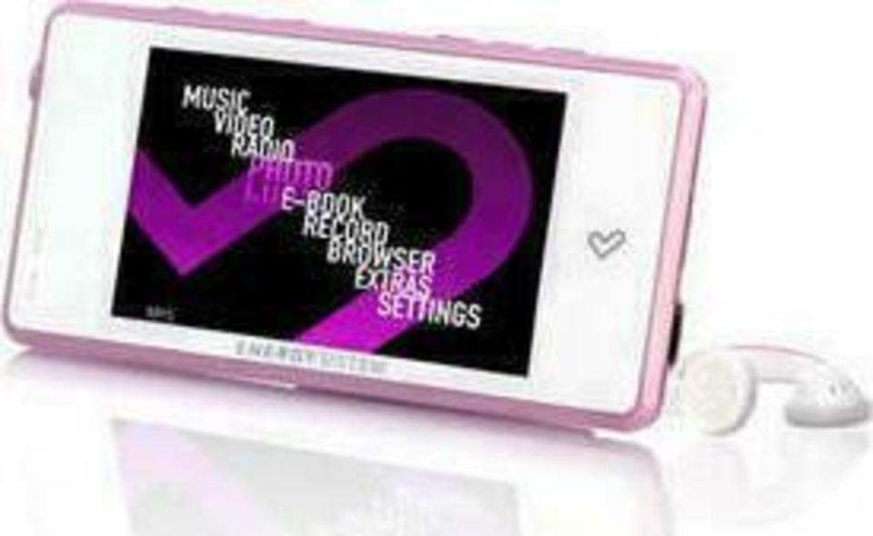 Energy Sistem 6031 8GB Odtwarzacz MP3