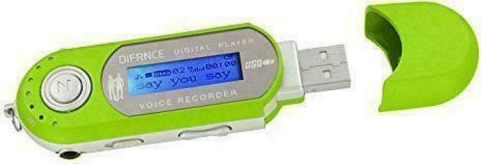 Difrnce MP-851 4GB Odtwarzacz MP3
