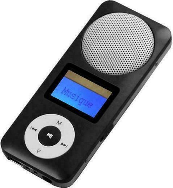 MPman Fiesta 2 2GB Odtwarzacz MP3