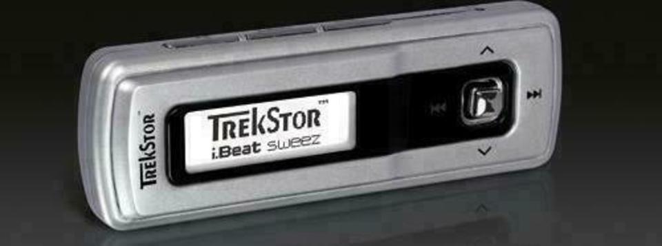 Trekstor i.Beat Sweez FM 1GB Odtwarzacz MP3