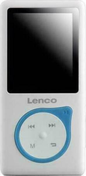 Lenco Xemio-657 4GB Odtwarzacz MP3
