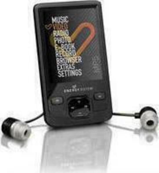 Energy Sistem 4104 4GB Odtwarzacz MP3
