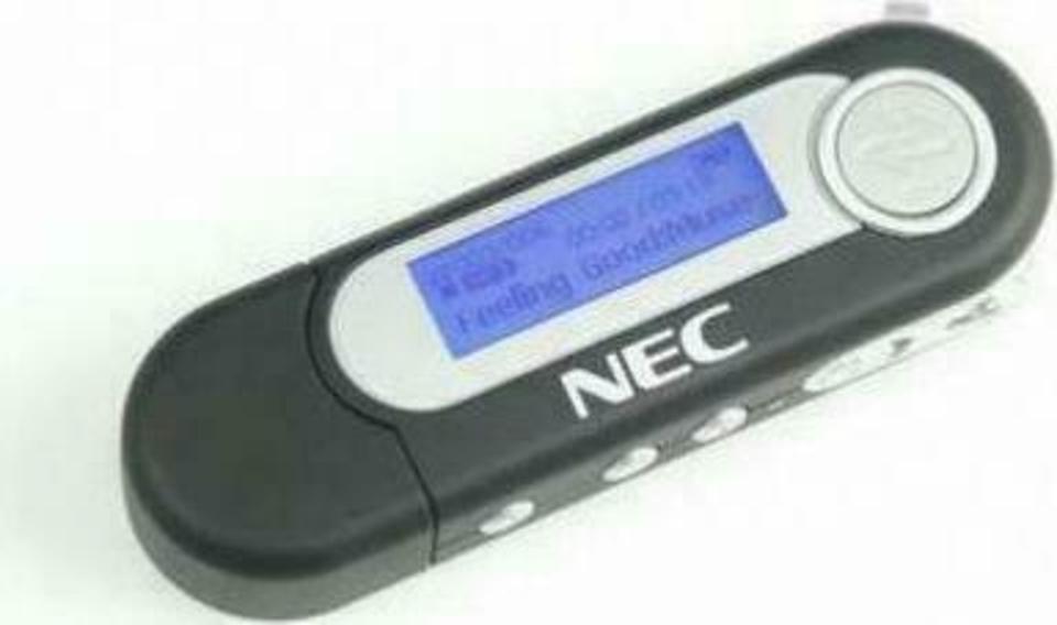 NEC Micro Safe 256MB Odtwarzacz MP3