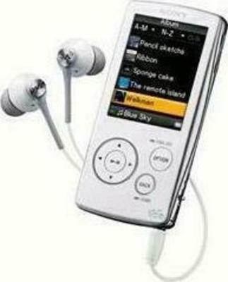 Sony Walkman NWZ-A818 8GB Odtwarzacz MP3