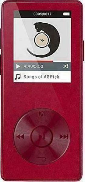 AGPtek M08 8GB Odtwarzacz MP3