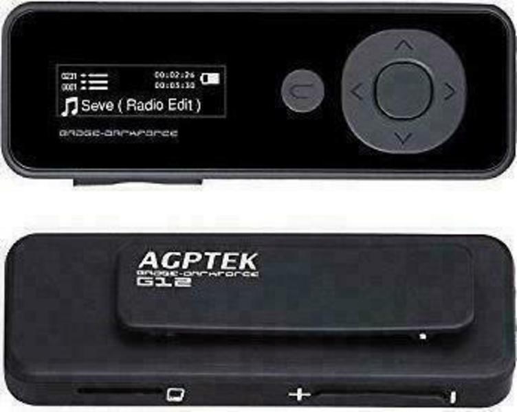 AGPtek G12 8GB Odtwarzacz MP3