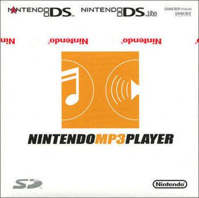 Nintendo MP3 Player (for DS & GBA) Odtwarzacz