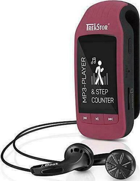 Trekstor i.Beat Jump BT 8GB Odtwarzacz MP3