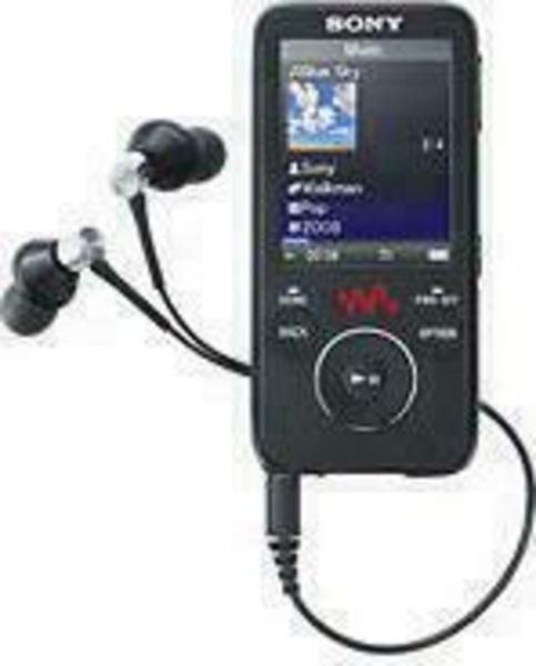 Sony Walkman NWZ-S638F 8GB Odtwarzacz MP3