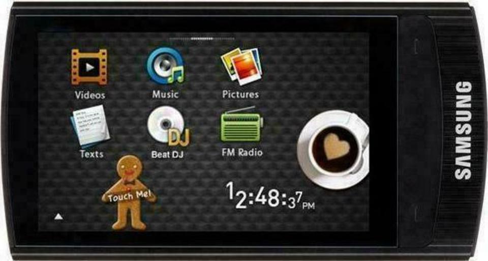 Samsung YP-R1 R'Mix 16GB Odtwarzacz MP3