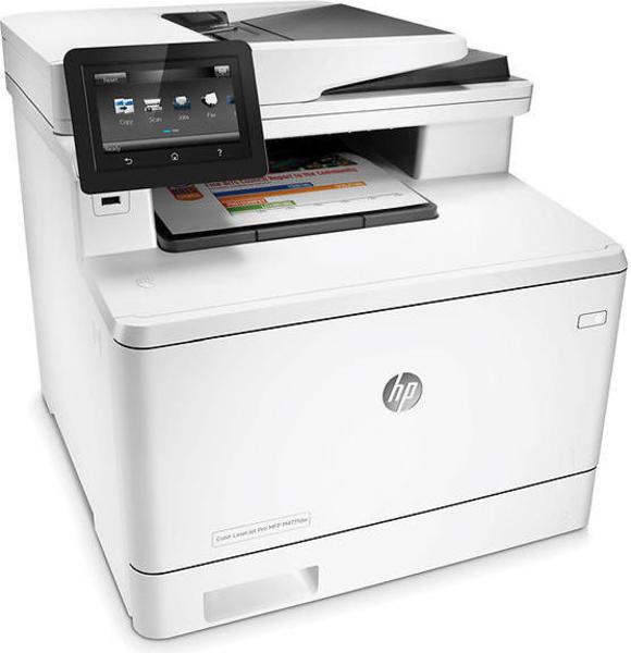 HP Color LaserJet Pro 400 M477fnw Multifunction Printer