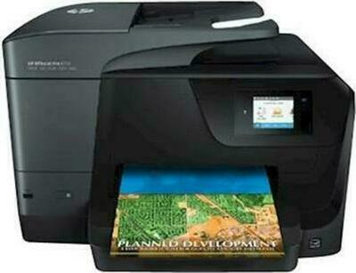 HP OfficeJet Pro 8710 Multifunction Printer