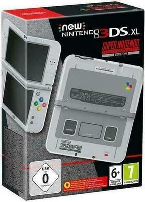 Nintendo New 3DS XL - SNES Edition Handheld Konsole
