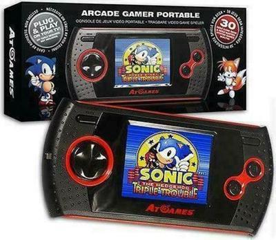 AtGames Arcade Gamer Portable Handheld Konsole