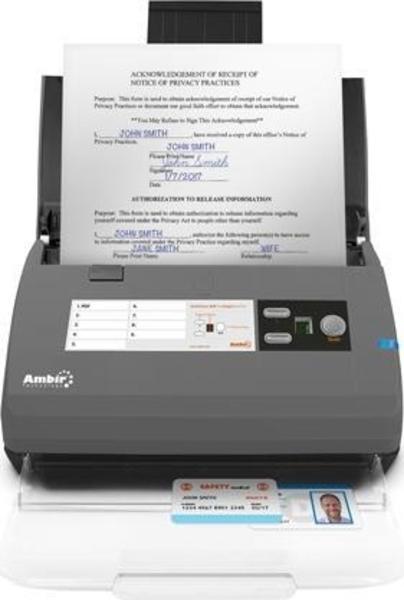Ambir Technology DS820IX