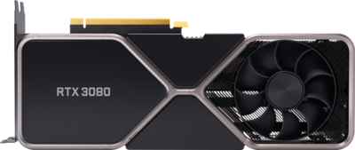 Nvidia GeForce RTX 3080 Founders Edition Graphics Card