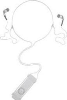 Artwizz HangPhones for iPod shuffle