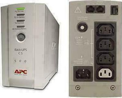 APC Back-UPS BK500-FR UPS