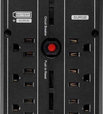 CyberPower CP1000PFCLCD UPS
