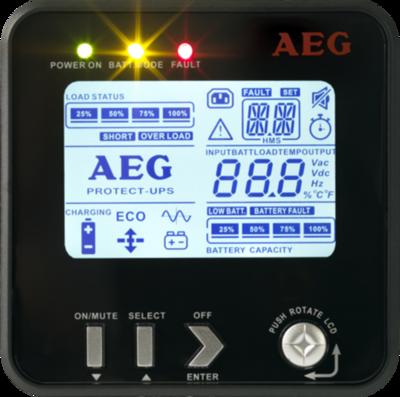 AEG Protect B.1000 Pro BP
