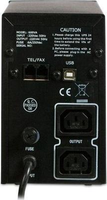 EAST EA2100-LCD