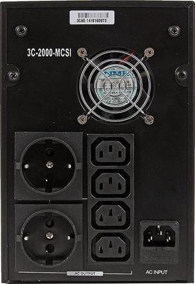 3Cott 3C-2000-MCSI UPS