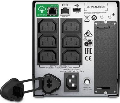 APC Smart-UPS SMT750IC UPS