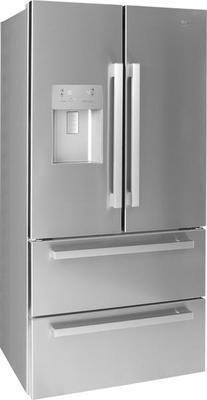 Beko GNE60532DX Kühlschrank