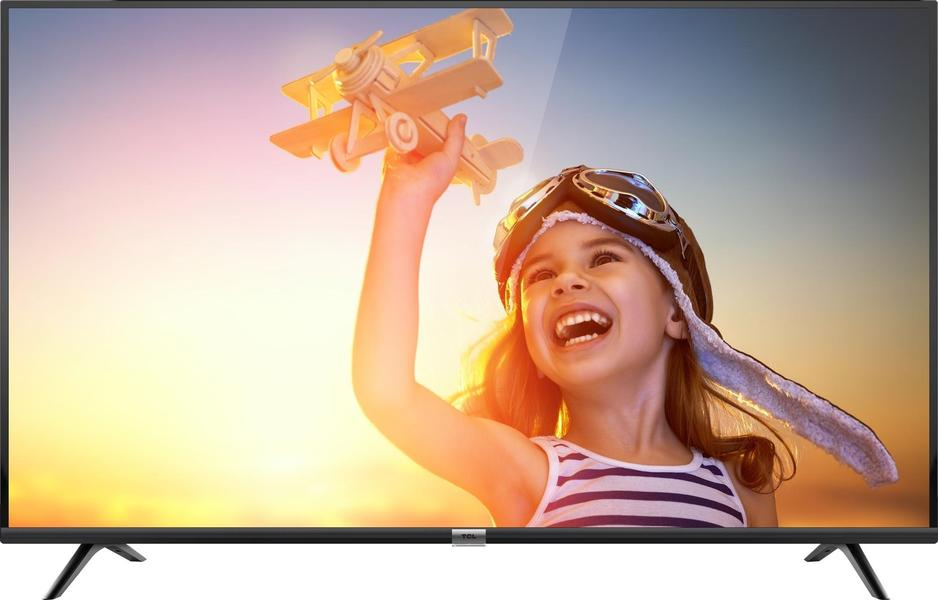 TCL 43DP600 front on
