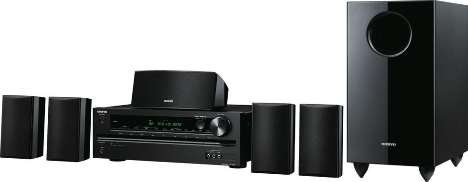 Onkyo HT-S3505 front