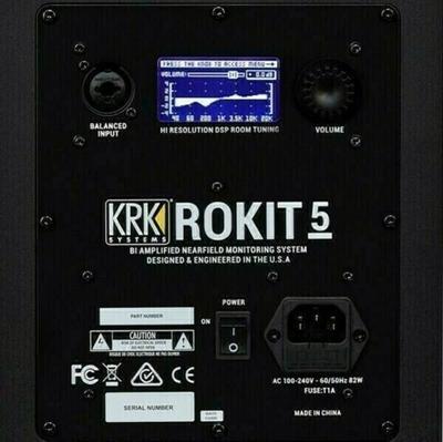 KRK Rokit RP5 G4 Loudspeaker