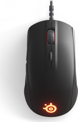 SteelSeries Rival 110 Maus