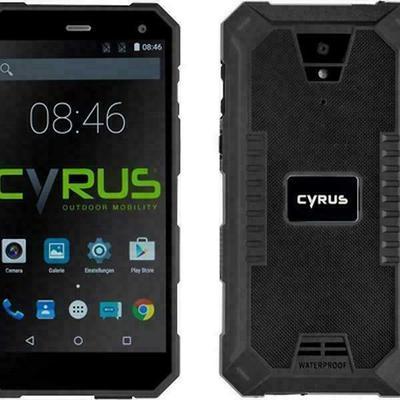 Cyrus CS24 Mobile Phone