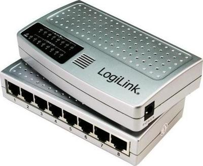 LogiLink NS0002B Switch