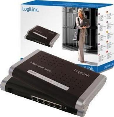 LogiLink NS0030 Switch