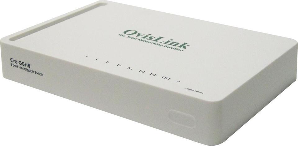 OvisLink EVO-GSH8